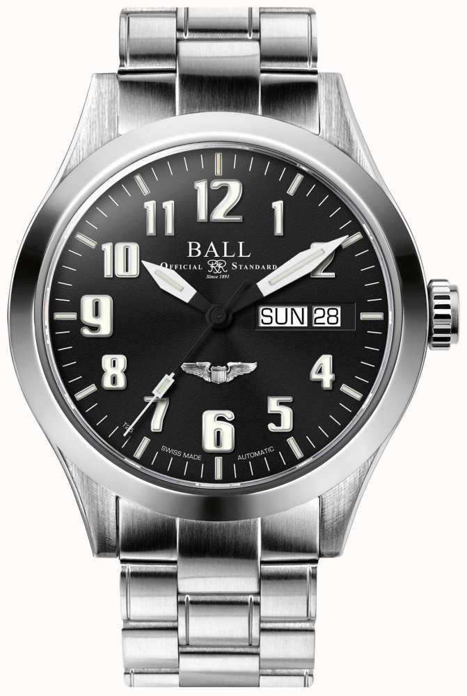 Ball Watch Company NM2182C-S3J-BK