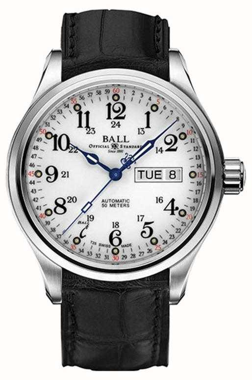 Ball Watch Company NM1058D-LL3FJ-WH