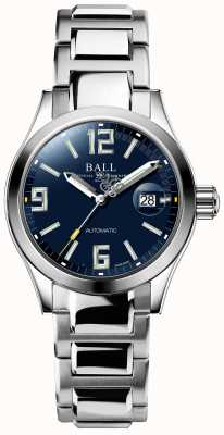Ball Watch Company Engineer III Legend Automatic Blue Dial Date Display NL1026C-S4A-BEGR