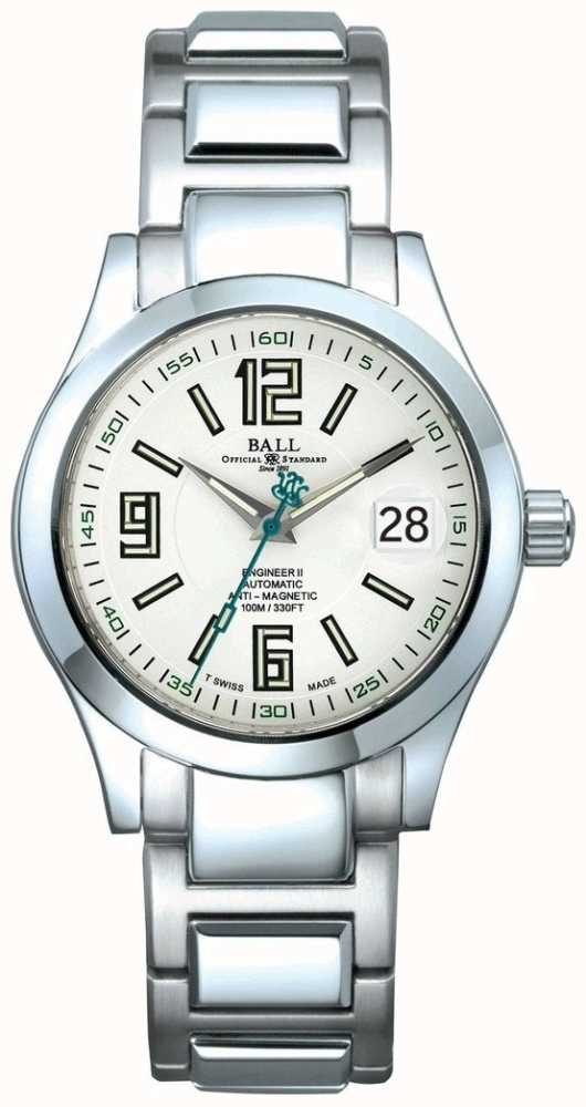 Ball Watch Company NM1020C-S4-WH
