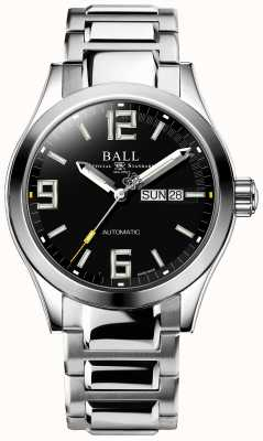 Ball Watch Company Engineer III Legend Automatic Black Dial Day & Date Display NM2028C-S14A-BKGR