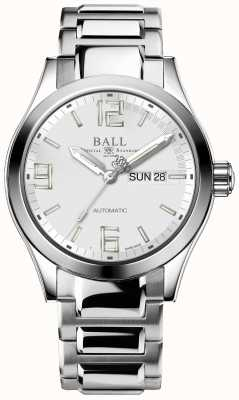 Ball Watch Company Engineer III Legend Automatic White Dial Day & Date Display NM2028C-S14A-SLGR