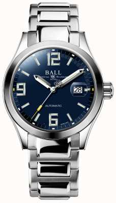Ball Watch Company Engineer III Legend Automatic Blue Dial Day & Date Display NM2126C-S3A-BEGR