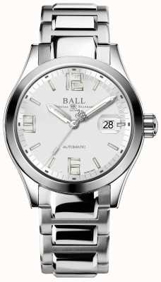Ball Watch Company Engineer III Legend Automatic White Dial Date Display NM2126C-S3A-SLGR