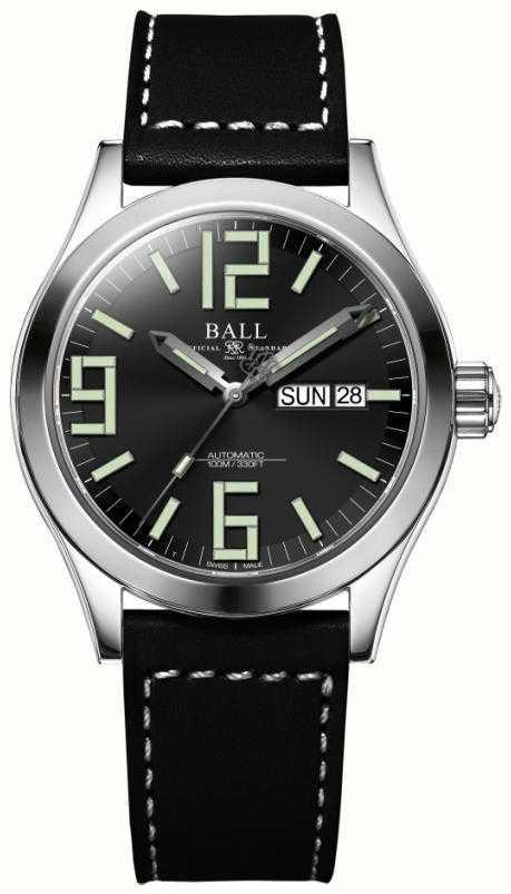 Ball Watch Company NM2026C-LBK7-BK