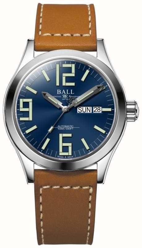 Ball Watch Company NM2026C-LBR7-BE