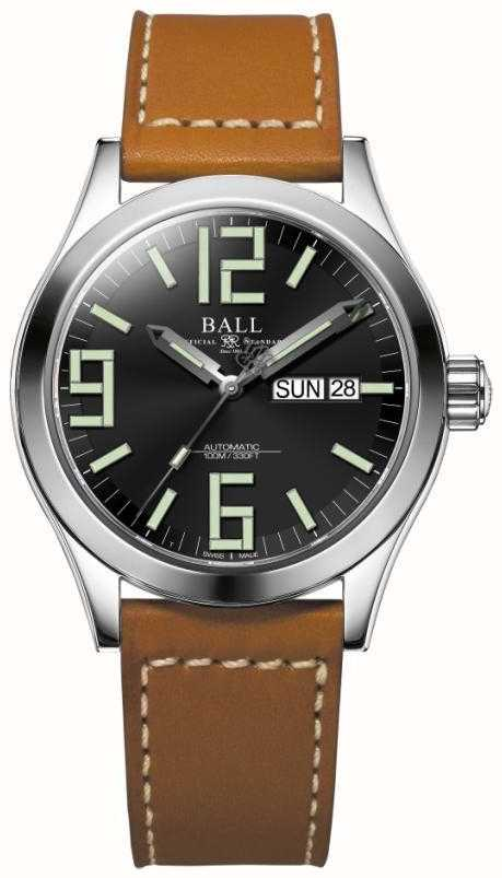Ball Watch Company NM2026C-LBR7-BK
