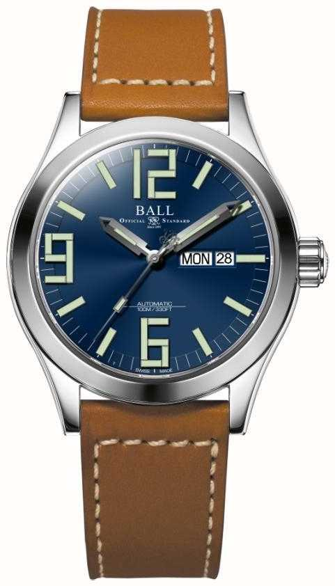 Ball Watch Company NM2028C-LBR7-BE