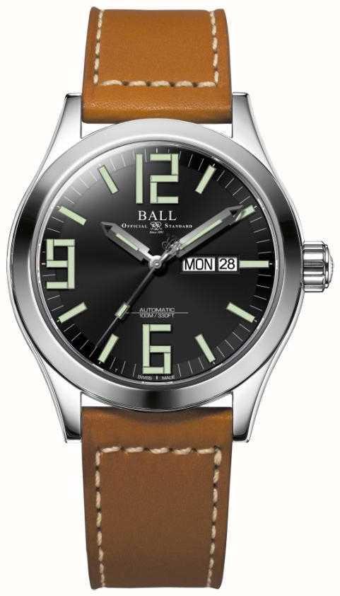 Ball Watch Company NM2028C-LBR7-BK
