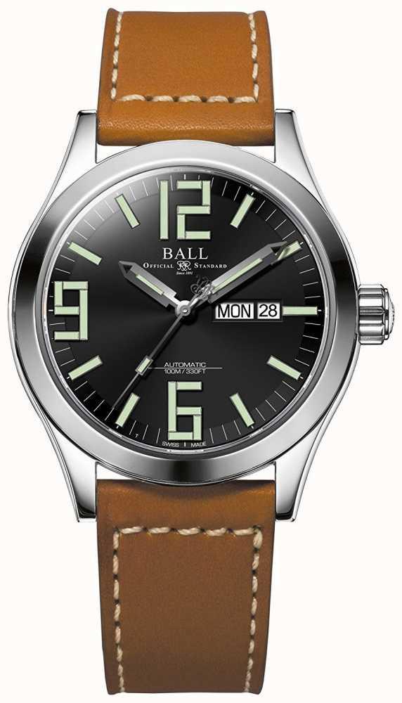 Ball Watch Company NM2028C-LBR7J-BK