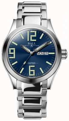 Ball Watch Company Engineer II Genesis Blue Dial Stainless Steel Day & Date NM2028C-S7J-BE