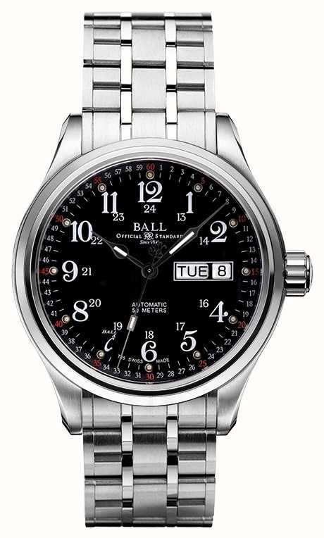 Ball Watch Company NM1058D-S3J-BK
