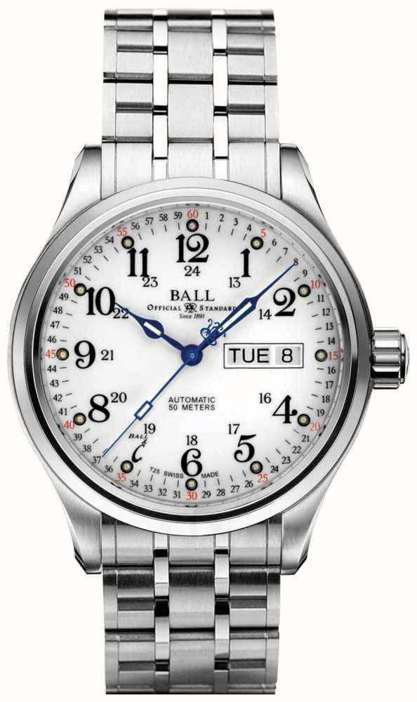 Ball Watch Company NM1058D-S3J-WH