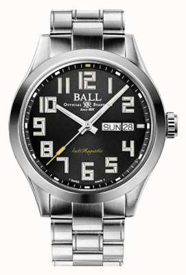 Ball Watch Company Engineer III StarLight Black Dial Stainless Limited Edition NM2182C-S9-BK1