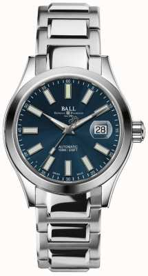 Ball Watch Company Engineer II Marvelight Automatic Blue Dial Date Display NM2026C-S6-BE