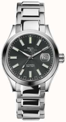 Ball Watch Company Engineer II Marvelight Automatic Grey Dial Date Display NM2026C-S6-GY