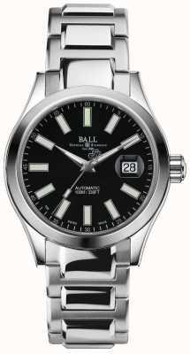 Ball Watch Company Engineer II Marvelight Automatic Black Dial Date Display NM2026C-S6J-BK