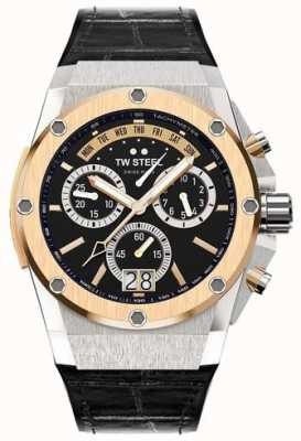 TW Steel ACE Genesis Limited Edition Mens Ace 103 Chronograph Black ACE103