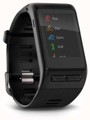 Garmin Vivoactive Smartwatch HR Black Built in Heart Rate Monitor 010-01605-00
