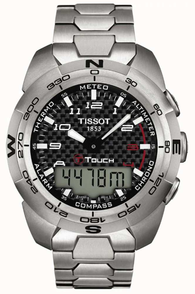 Tissot T0134204420200