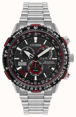 Citizen Mens Red Arrows Special Edition Radio Controlled Eco-Drive CB5008-82E