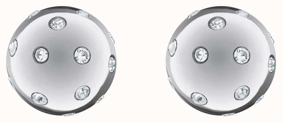 Tommy Hilfiger Beaded Drop Earrings Silver 2780087