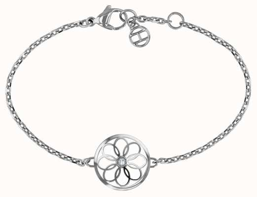 Tommy Hilfiger Coin Charm Bracelet Silver 2780046