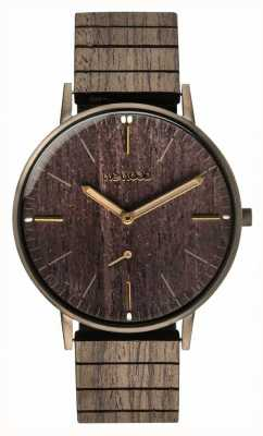 WeWood Albacore Gun Black Oak | Wood strap | 70370070000