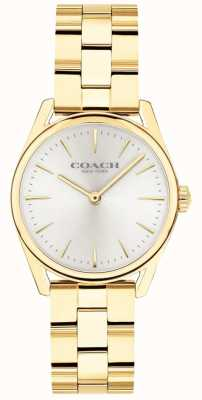 Coach Womens Modern Luxury Gold Tone Bracelet 14503208