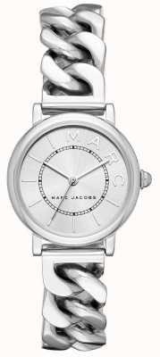Marc Jacobs Womens Marc Jacobs Classic Watch Silver Tone MJ3593