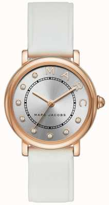 Marc Jacobs Womens Marc Jacobs Classic Watch Red Leather MJ1634