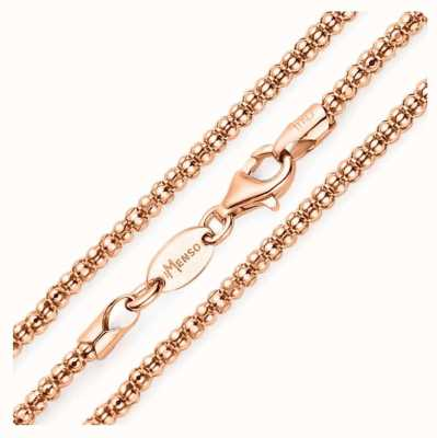 MY iMenso Diabomba Rose Gold Plated Necklace 80 cm 27-0025-80
