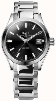 Ball Watch Company Engineer M Marvelight 40mm Stainless-steel Black Dial NM2032C-S1C-BK