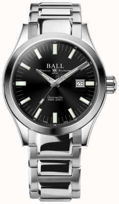 Ball Watch Company Engineer M Marvelight 43mm Black Dial NM2128C-S1C-BK
