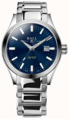 Ball Watch Company Engineer M Marvelight 43mm Blue Dial NM2128C-S1C-BE