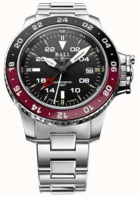 Ball Watch Company Engineer Hydrocarbon AeroGMT II 42mm Black Dial DG2018C-S3C-BK