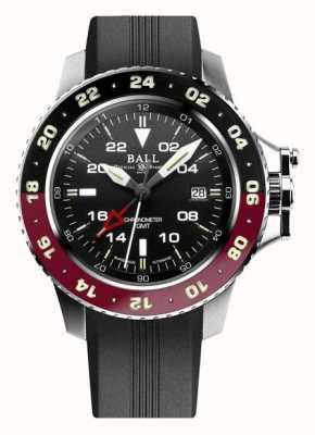 Ball Watch Company Engineer Hydrocarbon AeroGMT II 42mm Black Dial DG2018C-P3C-BK