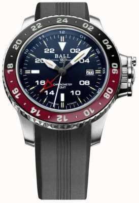 Ball Watch Company Engineer Hydrocarbon AeroGMT II 42mm Blue Dial DG2018C-P3C-BE
