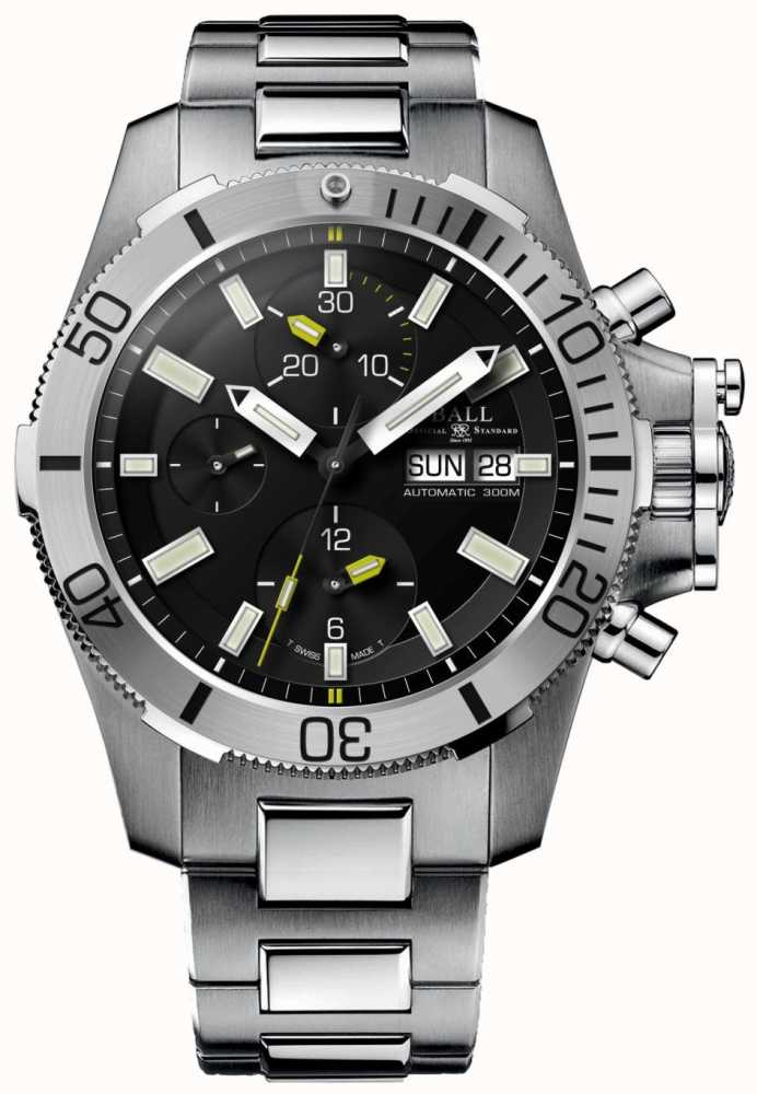 Ball Watch Company DC2276A-SJ-BK