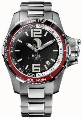 Ball Watch Company Engineer Hydrocarbon Tide Watch 42mm DM3320C-SAJ-BK