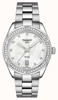 Tissot Mens Carson Automatic Black Leather Strap Black Dial T1224071605100