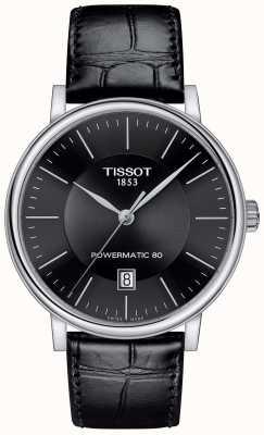 Tissot | Carson Premium Powermatic 80 | Automatic | Black | T1224071605100