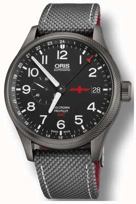 ORIS Mens GMT Rega Limited Edition Big Crown ProPilot 01  748 7710 4284-SET