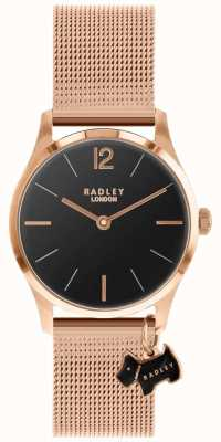 Radley Ladies Watch Black Dial RY4352
