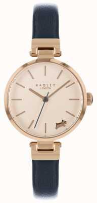 Radley Ladies Watch Rose Gold Case RY2716