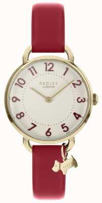 Radley Ladies Watch Pale Gold Open Shoulder Strap RY2686