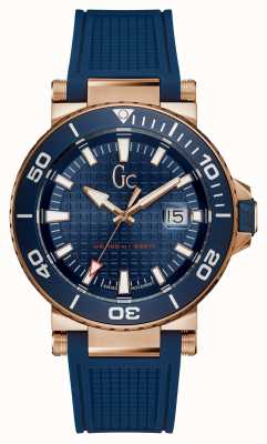 Gc GC Divercode Gents Watch Y36004G7