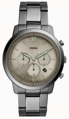 Fossil | Neutra Chronograph Smoke Watch Mens | FS5492
