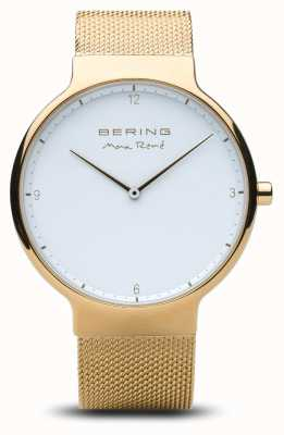Bering Max René | Polished Gold 15540-334