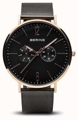 Bering Classic | Polished Rose Gold | 14240-163